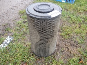 Inner and outer air filter for New Holland TM