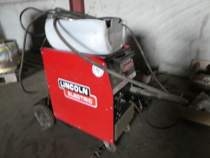 Lincoln Compact 220 Mig welder