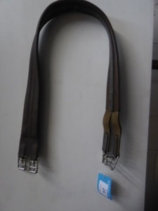 "52"" leather girth"