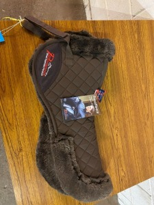 Supa fleece saddle pad